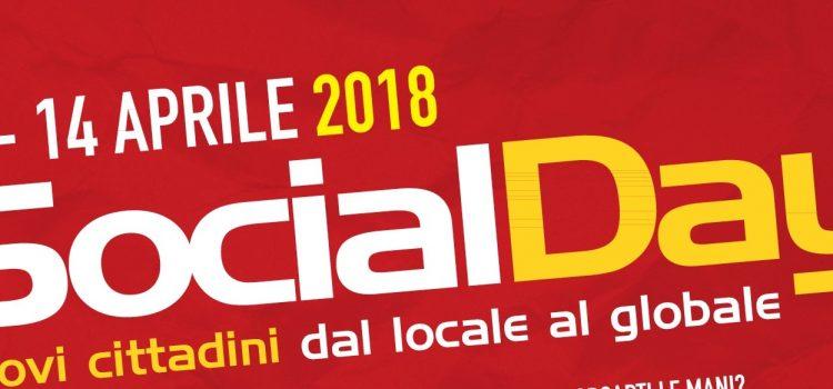 #SOCIALDAY2018 In Trentino una mano tira l'altra contro la malaria