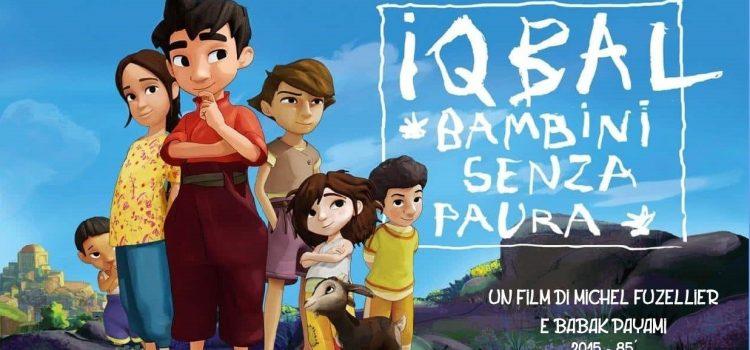 IQBAL- BAMBINI SENZA PAURA