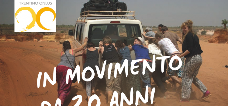 In movimento da 20 anni