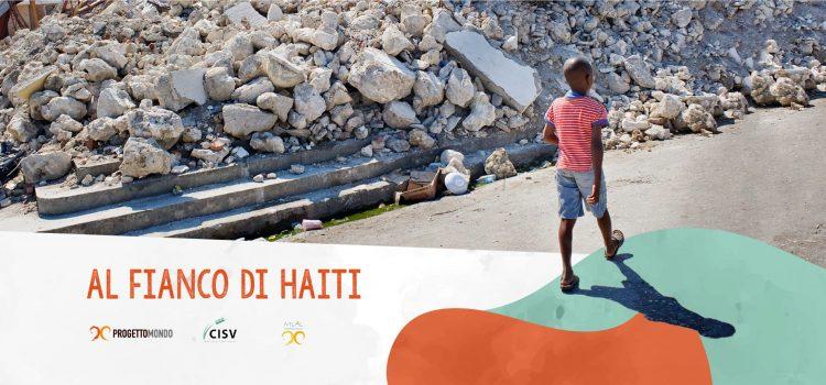 AL FIANCO DI HAITI