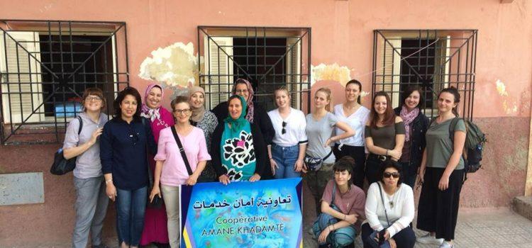 Progetto INCOME , da Rovereto al Marocco